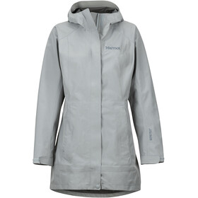 Marmot Essential Jacket Dame grey storm